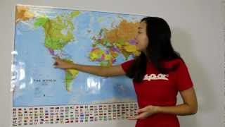 Object Lesson on God's Plan For Our Lives - Map