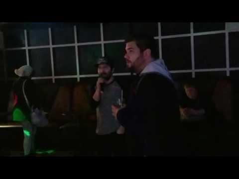 All of Me karaoke at goodfellas - Mikey and Chris