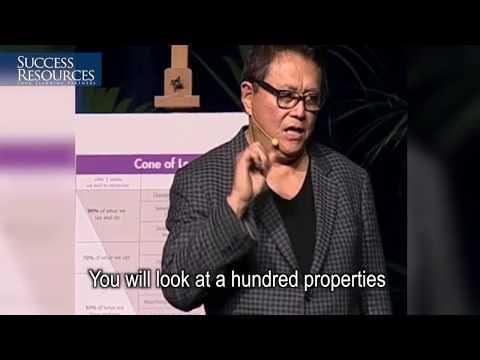 Go into debt to get wealthy  Here's how    Robert Kiyosaki
