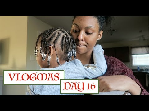 Vlogmas Day 16 | On The Verge of Tears