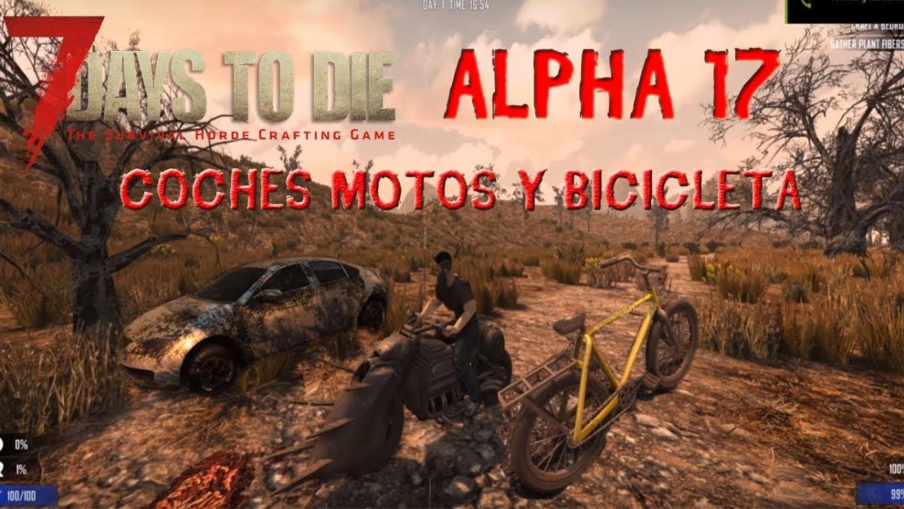 Download 7 Days to Die Alpha   - Torrent Game for PC