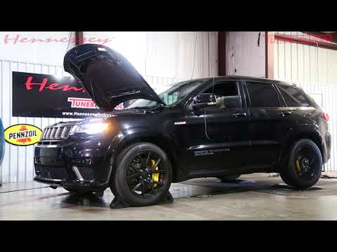 Jeep Trackhawk HPE850 | Hennessey Performance