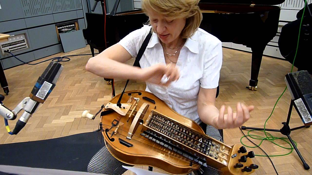 Composer Stevie Wishart talks about the hurdy-gurdy ahead of performing on  In Tune - YouTube