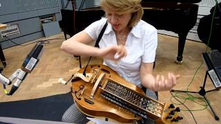 Composer Stevie Wishart talks about the hurdy-gurdy ahead of performing on In Tune