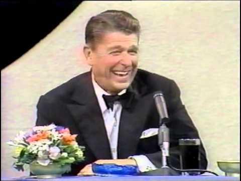 Dean Martin Celebrity Roast - Ronald Reagan