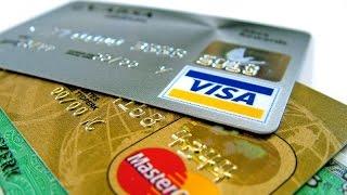 видео виды пластиковых банковских карт