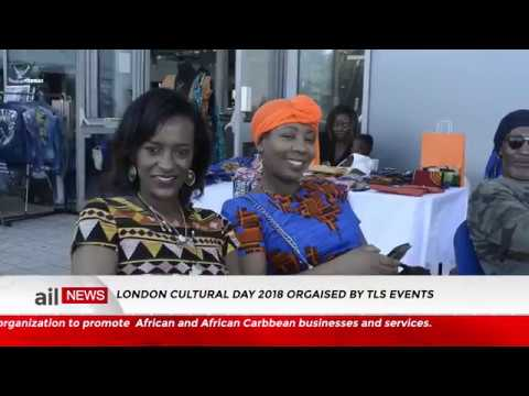 LONDON AFRICAN CULTURAL CELEBRATION DAY 2018