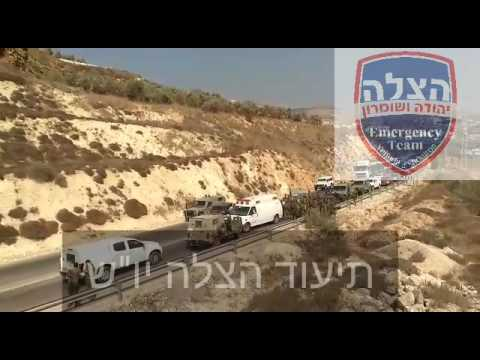 Soldier stabbed, lightly hurt, during West Bank confrontation
