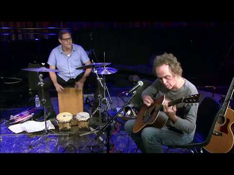 Jimmy Robinson  & Michael Skinkus play 'Pepi' at Music At The Mint, New Orleans