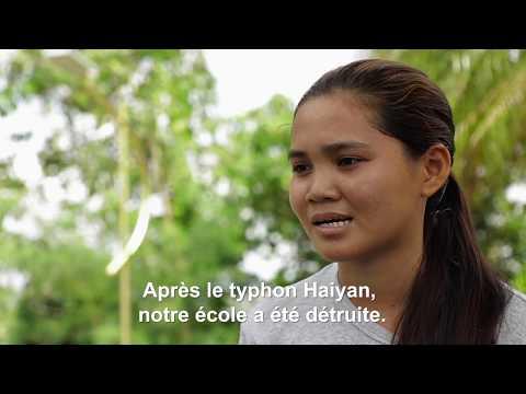 Les filles doivent être inclues dans l'action climatique on YouTube