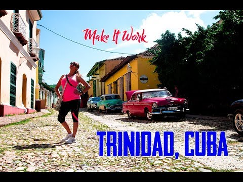 WARNING Explicit Content - Trinidad Cuba Travel Story