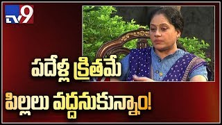 My husband and I decided not to have children - Vijayashanti -…