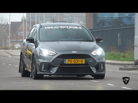 2018 Ford Focus RS Exhaust SOUNDS! Revs, Accelerations, Launch Control & More!