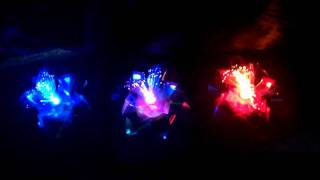 Fibre Optic Bows   Choice Of 3 Colours