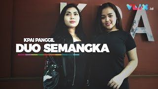Duo Semangka Datangi KPAI