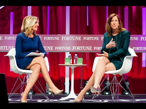 Cathy Engelbert at the Most Powerful Women Summit 2015 | Fortune