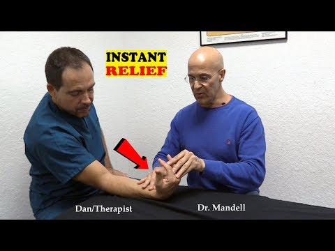 shocking-quick-forearm-stretch-for-carpal-tunnel,-tendonitis,-tennis-elbow---dr-mandell,-d.c