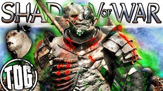 One of TearofGrace's most viewed videos: AN IMMORTAL MECHANICAL MISERY | Middle Earth: Shadow of War Gameplay