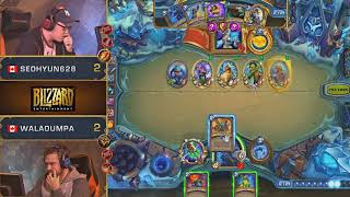 [Hearthstone]Drunk Play vs Drunk Play