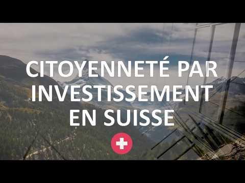 30 Citoyenneté Par Investissement Suisse