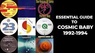 [Trance] Essential Guide To Cosmic Baby (1992-1994) - Johan N. Lecander