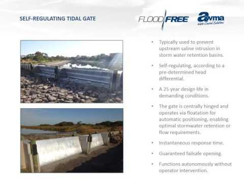 FLOOD FREE - AWMA Flood Defense Systems