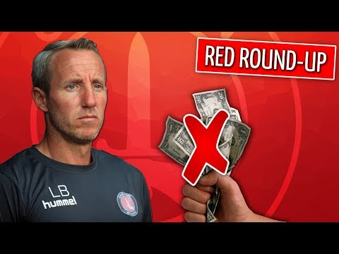LEE BOWYER GETS ANGRY IN INTERVIEW & CHARLTON STAFF REFUSED BONUSES.. (CHARLTON WEEKLY)