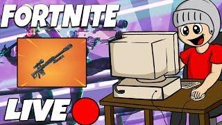 Jogando Fortnite - LiveGD 3 ( Ao Vivo )