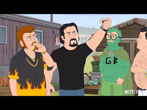 Trailer Park Boys: The Animated Series - The DECENT Season 2 Trailer