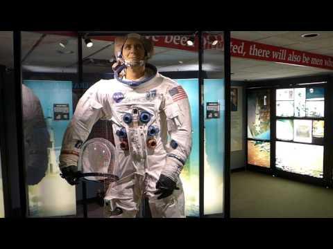 Thomas P. Stafford Air & Space Museum in Weatherford, Oklahoma by Ken & Joanne