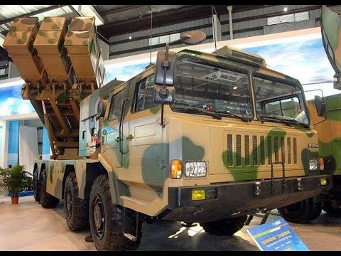 Kina i Srbija prave rakete dometa 280km! Sino-Serbian joint production of MLRS