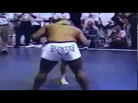 Matt Serra vs Big Guy Controversial Match at NAGA