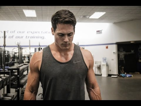 Upper Body Workout: Training With Steven Borden