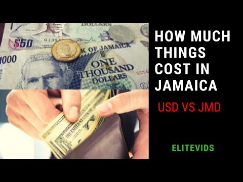 HOW MUCH THINGS COST IN JAMAICA (Local Price VS Tourist Prices)
