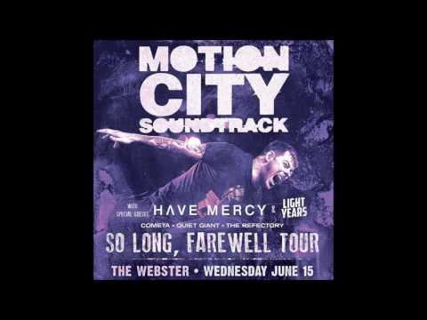Motion City Soundtrack - So Long, Farewell Tour - Hartford, CT - Concert AUDIO