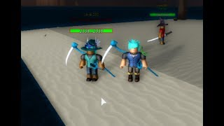 Twins in a nutshell | ROBLOX Arcane Adventures