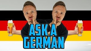 ASK A GERMAN 🔴 Whats going on in Germany? | Get Germanized