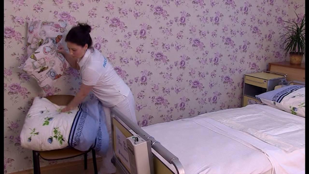 Prawidłowe ścielenie łóżka