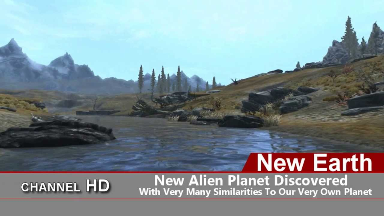 New Alien Planet Discovered - YouTube