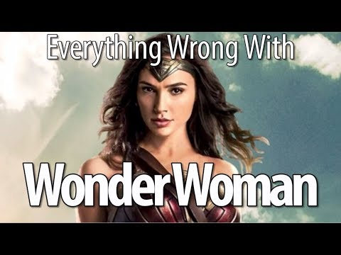 Everything Wrong With Wonder Woman In 14 Minutes Or Less
