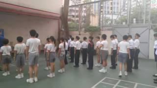 聖公會基榮小學_1617_紅十字會訓練花絮