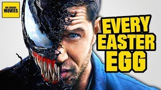 Venom - All Easter Eggs & References