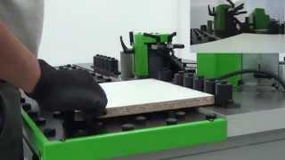 Biesse Active edge 60 - Semi-automatic edgebanding machine