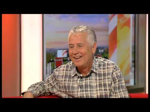 Flight of the Butterflies in 3D Director Mike Slee talks about the film on BBC Breakfast