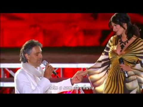 Andrea Bocelli and Laura Pausini- Dare To Live!