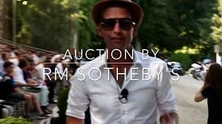 Alexander Lux -Engl Subtitles-Villa D'Este - Auction By Rm Sotheby'S At The Concorso D'Eleganza 2017