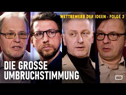 Die große Umbruchstimmung - Carlos Gebauer, Norbert Häring und Matthias Burchardt