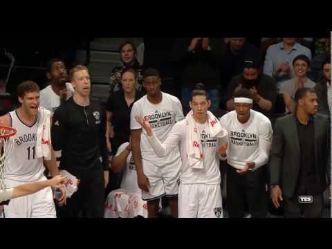 Jeremy Lin on  2017-03-24 Nets VS  Suns