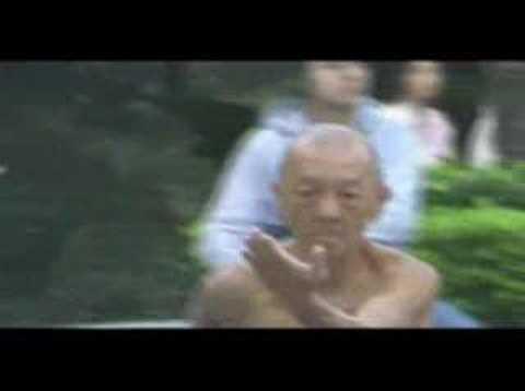 Tai Chi Smack -- Hong Kong, China -- Old Master