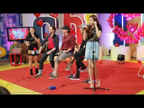 The Moffatts on ASAP Chill Out #ASAPFebEver